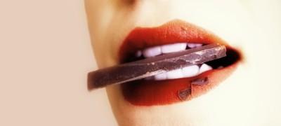 Verkostung von Schokolade