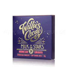Willie's Cacao Milk Of the Stars Dunkle Milchschokolade