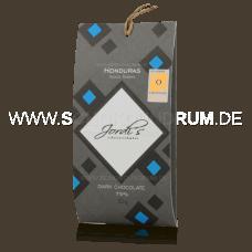 Jordi's Honduras Dunkle Schokolade 75%
