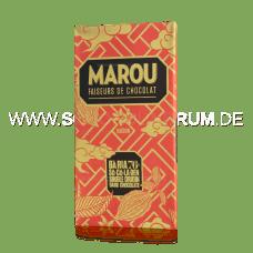 Marou Ba Ria 76% Zartbitterschokolade