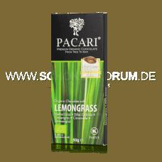 Pacari 60% mit Zitronengras